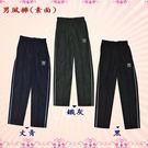 運動休閒男風褲(素面)...