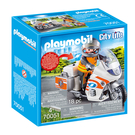 playmobil 救援摩托車_PM70051