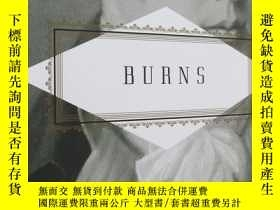 二手書博民逛書店Burns:罕見Poems ( Everyman s Libra