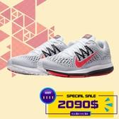 NIKE系列-NIKE ZOOM WINFLO 5 男款 網面 灰色休閒鞋-NO.AA7406101