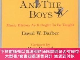 二手書博民逛書店Bach,罕見Beethoven And The Boys - Tenth Anniversary Edition
