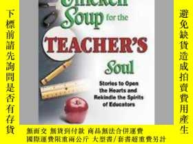 二手書博民逛書店Chicken罕見Soup for the Teachers S