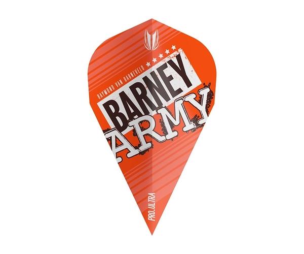 【TARGET】VISION ULTRA BARNEY ARMY VAPOR Orange 334300 鏢翼 DARTS