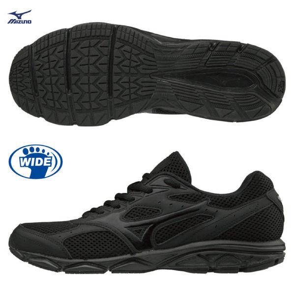 美津濃 MIZUNO 男慢跑鞋 MAXIMIZER 20 (黑)一般型寬楦鞋款 K1GA180209【 胖媛的店 】