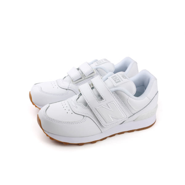 New Balance 574系列 運動鞋 白色 大童 童鞋 KV574G8Y-W no810