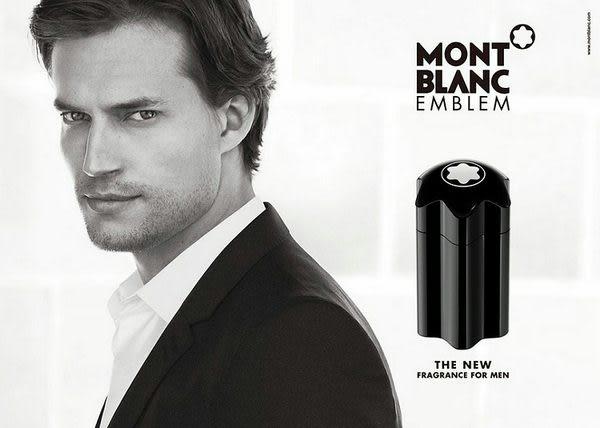Montblanc Emblem 萬寶龍男性淡香水 40ml 搭贈同款 4.5ml 小香 + 紙袋