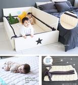 BabyPark l GGUMBI DreamB 韓國多功能圍欄地墊式嬰兒床-夢幻雲朵/星星 圍欄 遊戲床 地墊