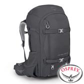 【美國OSPREY】Fairview Trek50自助旅行背包 50L『木炭灰』10002070 後背包.大背包.健行.多口袋