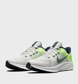 NIKE QUEST 4 男款 灰綠色 網布 舒適透氣 運動 慢跑鞋 DA1105003 【KAORACER】