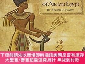 二手書博民逛書店The罕見Pharaohs Of Ancient Egypt (landmark Books)Y256260