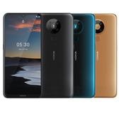 【送手機立架】NOKIA 5.3 6GB/64GB 1300萬畫素四鏡頭