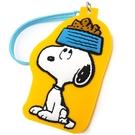 SHO-BI 立體造型矽膠票卡夾 SNO...