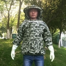 防蜂衣全套透氣型專用防蜂帽
