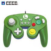 【NS Switch】任天堂 HORI NGC 經典控制器《路易吉款》(NSW-136)