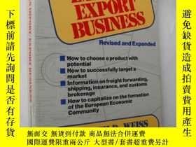 二手書博民逛書店Building罕見an Import   Export Bus