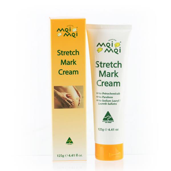 澳洲 Mei Mei Stretch Mark Cream 孕婦妊娠霜 125g【小紅帽美妝】