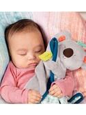 美國B.Toys安撫巾嬰兒可入口毛絨玩具寶寶手偶玩偶陪睡眠口水巾