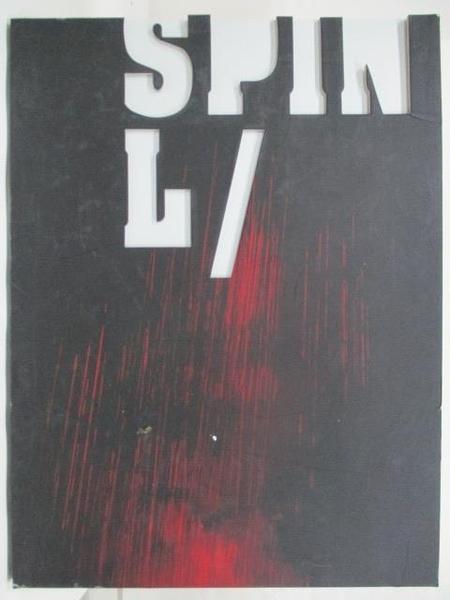 【書寶二手書T6/設計_FHU】SPIN