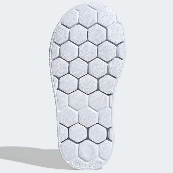 ADIDAS SUPERSTAR 360 童鞋 小童 涼鞋 休閒 魔鬼氈 透氣 貝殼頭 基本款 桃紅 白【運動世界】EG5712