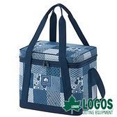 【日本LOGOS】LOGOS 軟式保冷提箱 15L -日式 81670716 冷藏.行動冰箱.露營.野餐.保鮮.保冰.釣魚