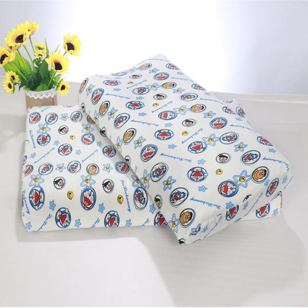 泰國素萬兒童乳膠枕頭套萊卡棉彈力針織棉成人乳膠枕頭套支持訂做 設計師生活百貨