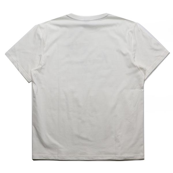KANGOL 短袖 短T 白 彩色英文LOGO 棉 休閒 男 (布魯克林) 6021103001
