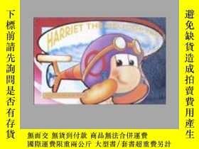 二手書博民逛書店B000BQR254罕見HARRIET THE HELICOPTER-B000BQR254哈裏特直升機Y443