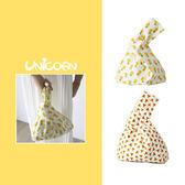 -兩款-小清新西瓜鳳梨手腕包 手提包 小物包 隨身包 便當袋 Unicorn手機殼
