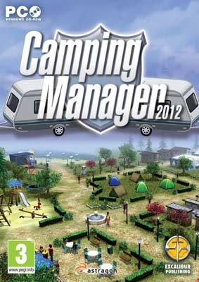 【軟體採Go網】PCGAME-露營經理2012 Camping Manager 2012 盒裝英文版