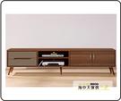 {{ 海中天休閒傢俱廣場 }} G-33  摩登時尚 電視櫃系列 387-6 米蘭7尺電視櫃