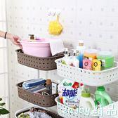 衛生間置物架浴室多層塑料儲物廁所落地收納架洗澡洗手間馬桶架  enjoy精品