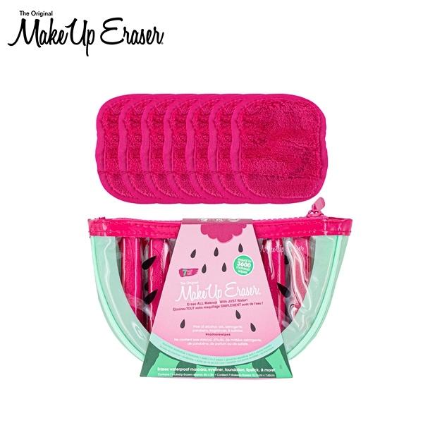 MakeUp Eraser 原創魔法卸妝巾-隨行七件組-原創粉 - WBK SHOP