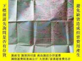 二手書博民逛書店罕見1993年特大張南寧市區地圖Y8891 廣西民族出版社 出版1993