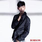 BOBSON 男款水洗合身外套 (35041-88)