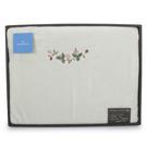 WEDGWOOD繽紛田園野莓雪綿蓋毯禮盒(粉綠)084621