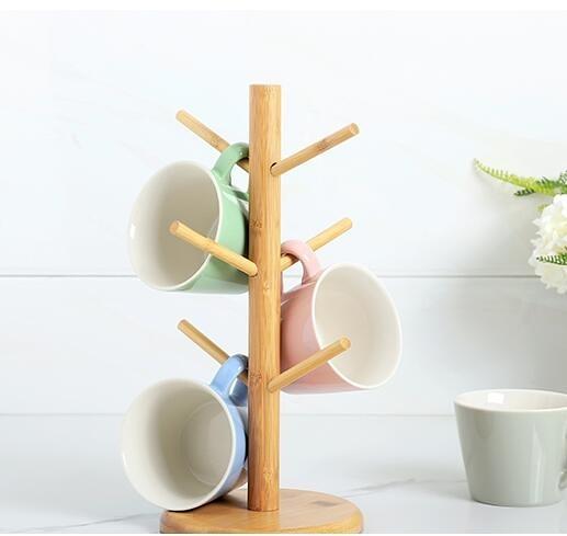 創意家用水杯架杯子掛架茶杯瀝水置物架