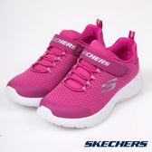Skechers DYNAMIGHT 粉 女童鞋 NO.R2961