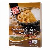 Kitchen 88印度Korma咖哩雞肉即食包 Indian Chicken Korma Curry 180g