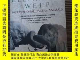 二手書博民逛書店WHEN罕見ELEPHANTS WEEPY25624 Delta Delta