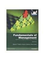 二手書博民逛書店 《Fundamentals of Management(8版)》 R2Y ISBN:0273766171│Robbins