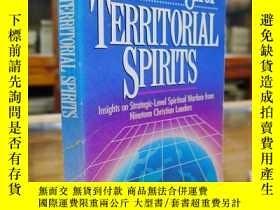 二手書博民逛書店TERRITORIAL罕見SPIRITS《領土精神 C·彼得·瓦
