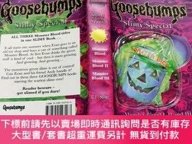 二手書博民逛書店Goosebumps罕見slimy specialY22224 Jim Becker(吉姆·貝克爾) 著 S