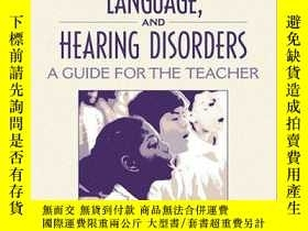 二手書博民逛書店Speech,罕見Language, And Hearing DisordersY364682 Hall, B