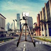三腳架WF-3130微單單反相機三角架釣魚燈架手機自拍直播視頻三腳架wy