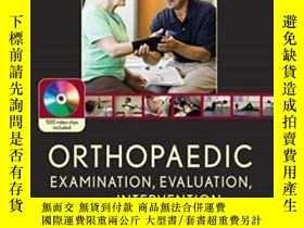 二手書博民逛書店Orthopaedic罕見Examination, Evaluation, And Intervention, 2