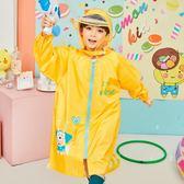 618大促 lemonkid新款兒童雨衣女童雨衣男童雨披小童小孩卡通雨衣寶寶雨衣
