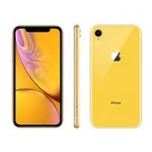 Apple iPhoneXR/ iPhone XR/iXR 128G 6.1吋 無線充電   / 贈鋼化玻離貼 / 一次刷清【黃色】