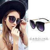 《Caroline》★/新雙色上市/年度最新.流行時尚潮人百搭明星抗UV太陽眼鏡 67500 標檢局D74321