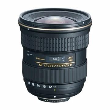 贈UV保護鏡+拭淨筆+清潔組Tokina AT-X 116 PRO DX II AF 11-16mm F2.8 II (平輸)保固一年