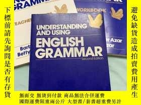二手書博民逛書店Understanding罕見and using English grammar second edition+t